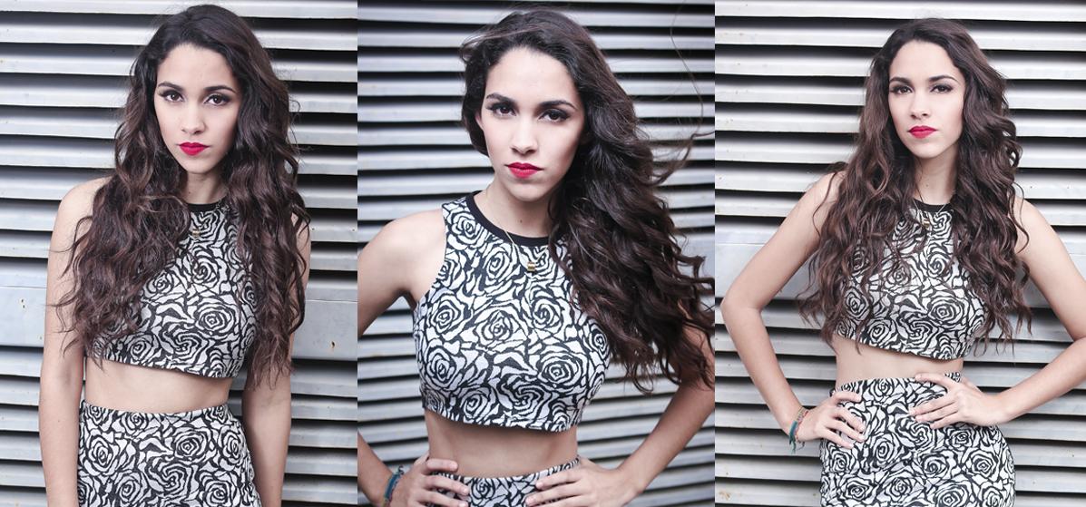 Chica del mes Enero 2015: Daniela Pelaez