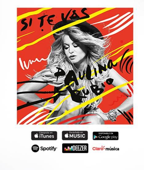 Paulina Rubio estrena sencillo