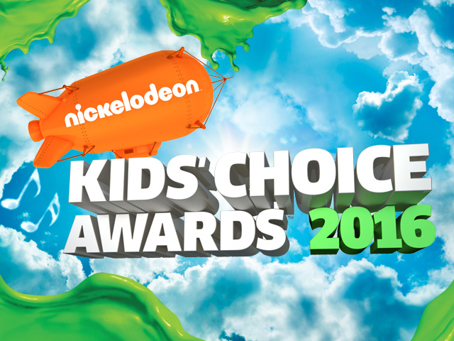 Nominaciones Kids' Choice Awards 2016