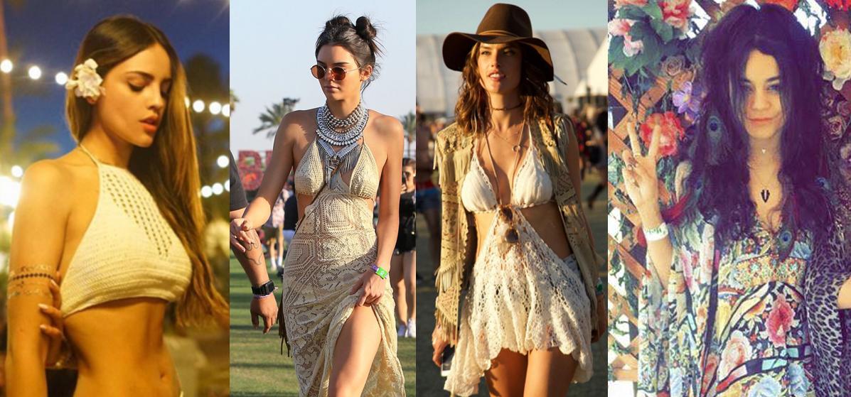 Las famosas en Coachella 2016