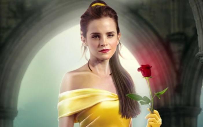 """Emma Watson muy feliz con el remake de """"La bella y la bestia"""""""