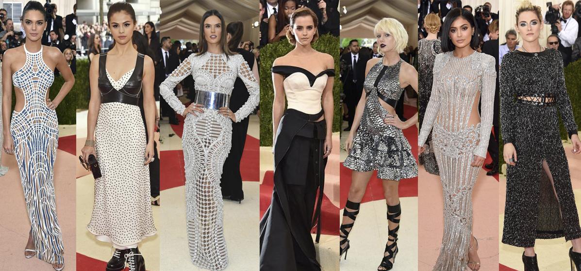 Los mejores outfis de la Met Gala 2016
