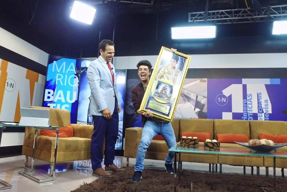 Mario Bautista número uno en ventas