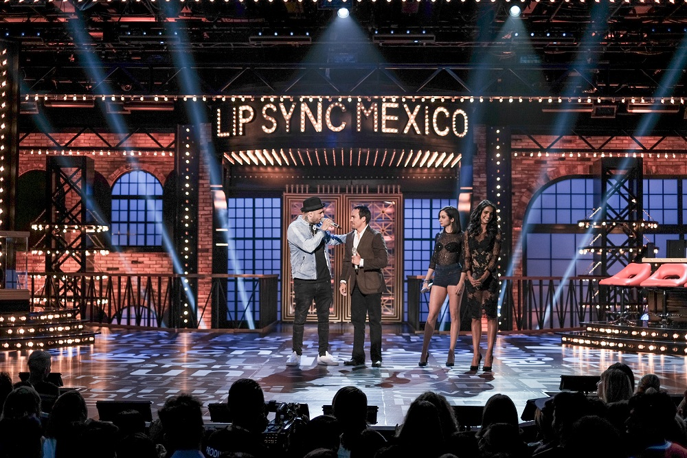 Lip Sync Battle México