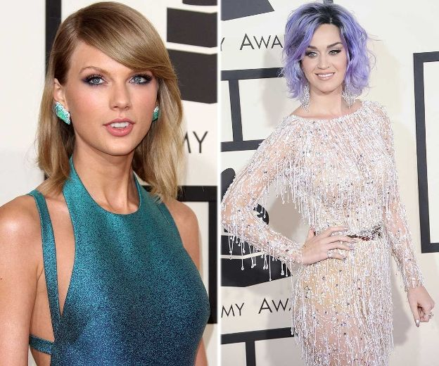 Katy Perry y Taylor Swift ¿juntas?