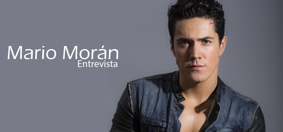 Entrevista con Mario Morán
