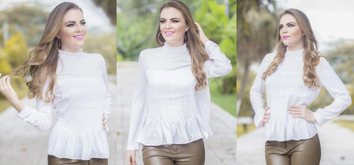 Chica del mes Septiembre 2016: Silvia Ordorica