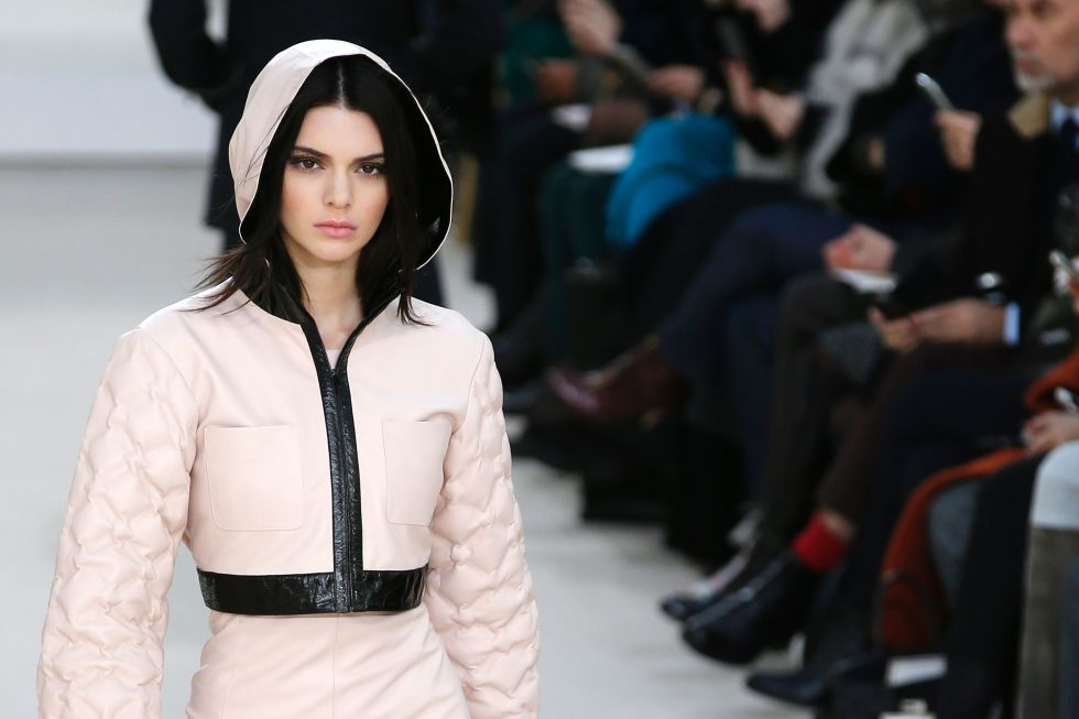 Kendall Jenner renuncia al Paris Fashion Week