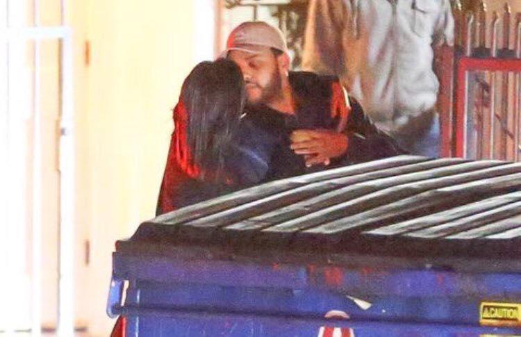 Selena Gomez y The Weeknd ¿nueva pareja?