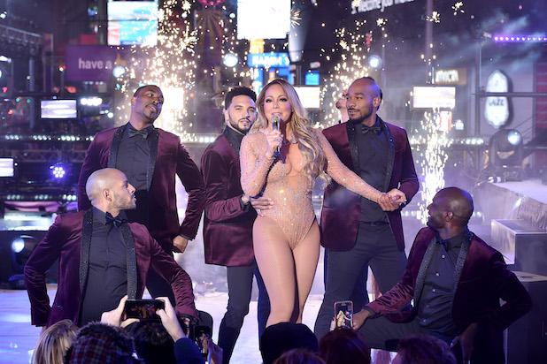 Mariah Carey demandara a productores de show de fin de año