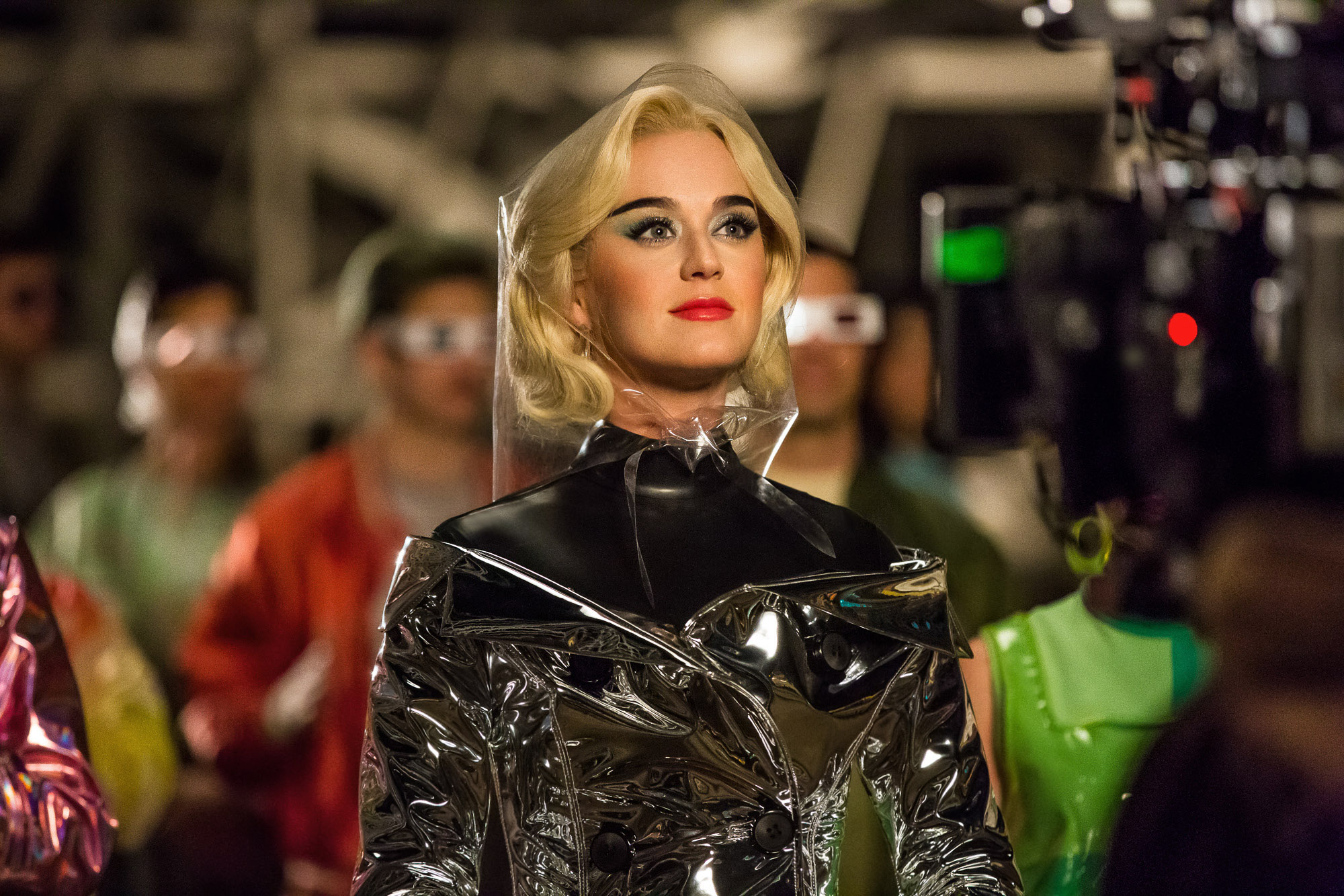 Katy Perry estrena video