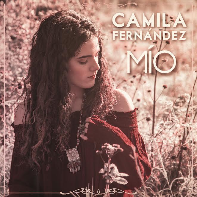 """Camila Fernández presenta nuevo sencillo """"Mío"""""""