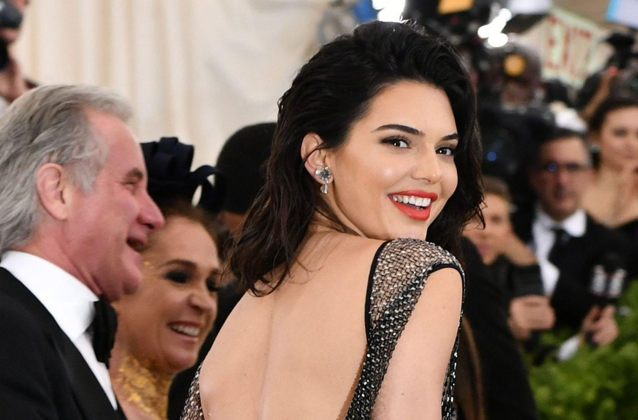 Kendall Jenner estrena galan A$AP Rocky
