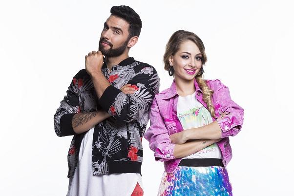 "Fernando Lozada y YosStop en""MTV SWIPEDATE"""