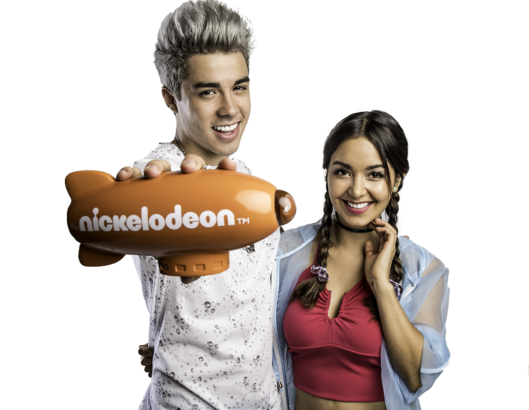 Mario Bautista y Caeli seran los hosts de los Kids' Choice Awards México 2017