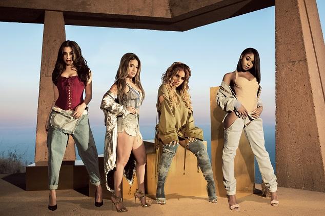 Fifth Harmony llega a los KCA México 2017