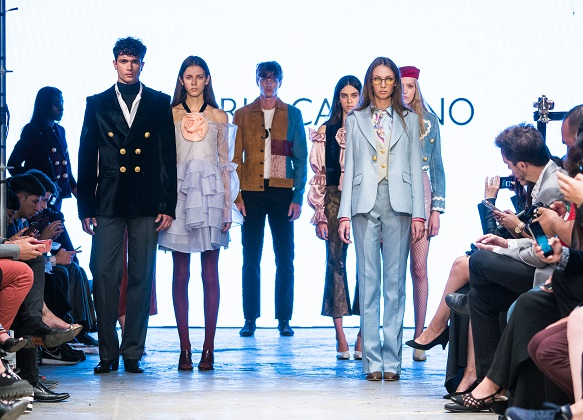 Mercedes Benz Fashion Week México  P-V 18
