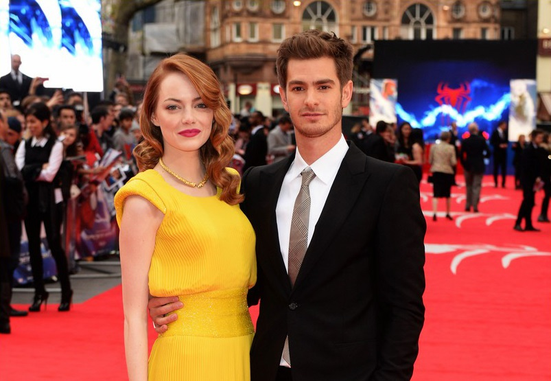 Emma Stone y Andrew Garfield ¡regresan!