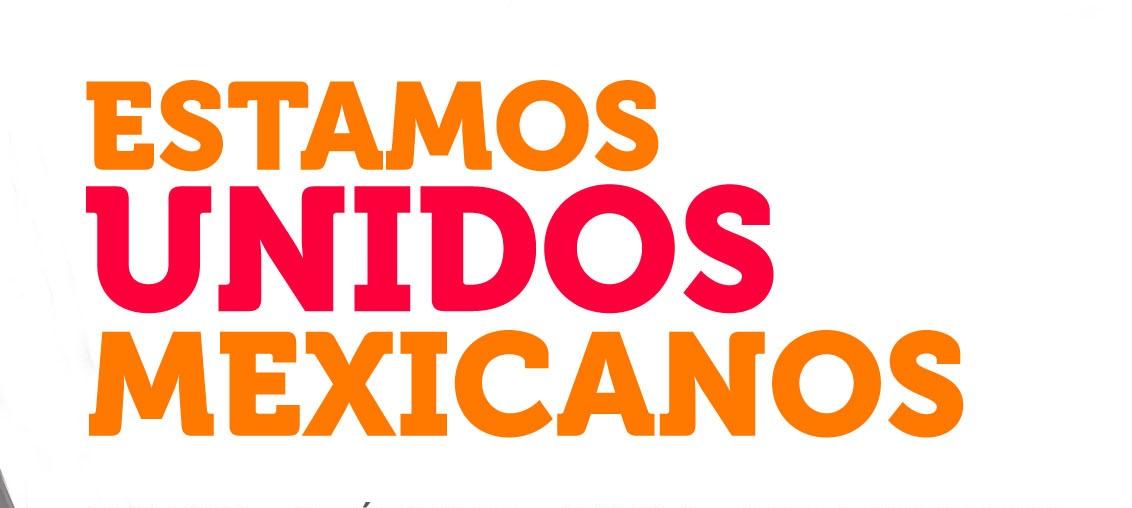ESTAMOS UNIDOS MEXICANOS ¡El concierto histórico!