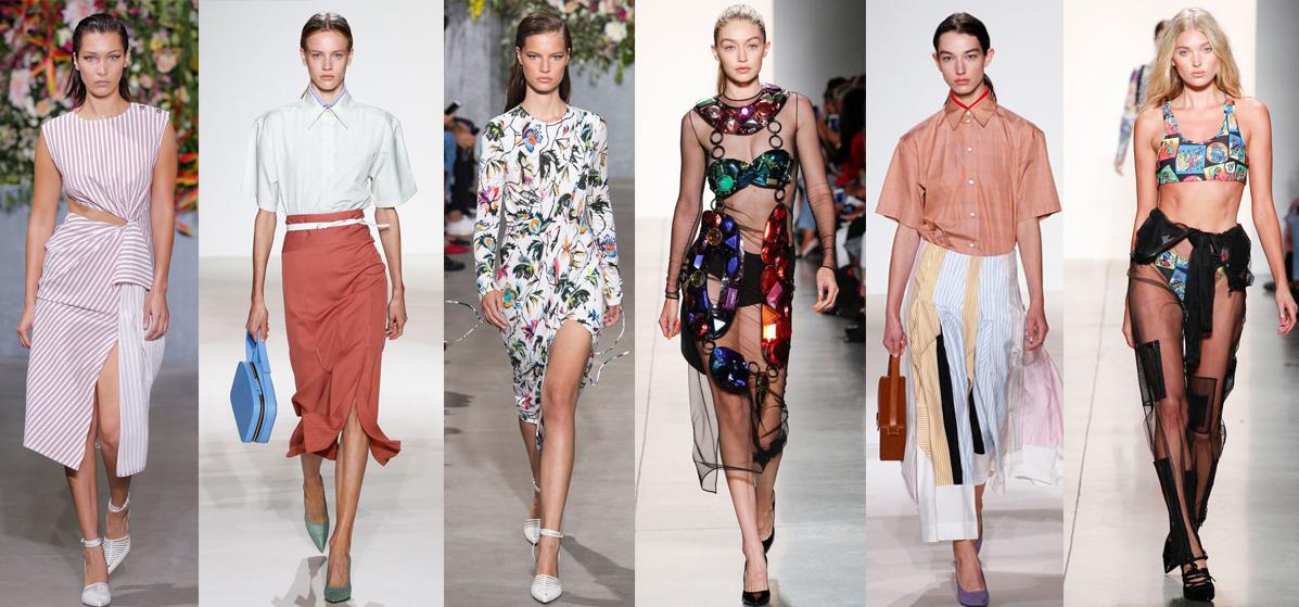 Semana de la Moda Nueva York Primavera-Verano 2018