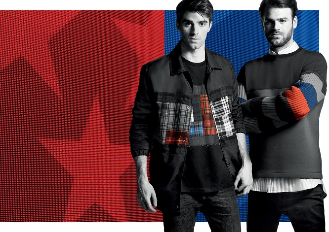 The Chainsmokers embajadores mundiales de Tommy Hilfiger