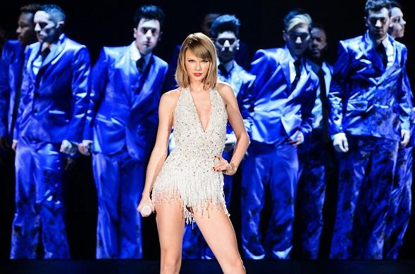 Taylor Swift prepara regreso a los escenarios