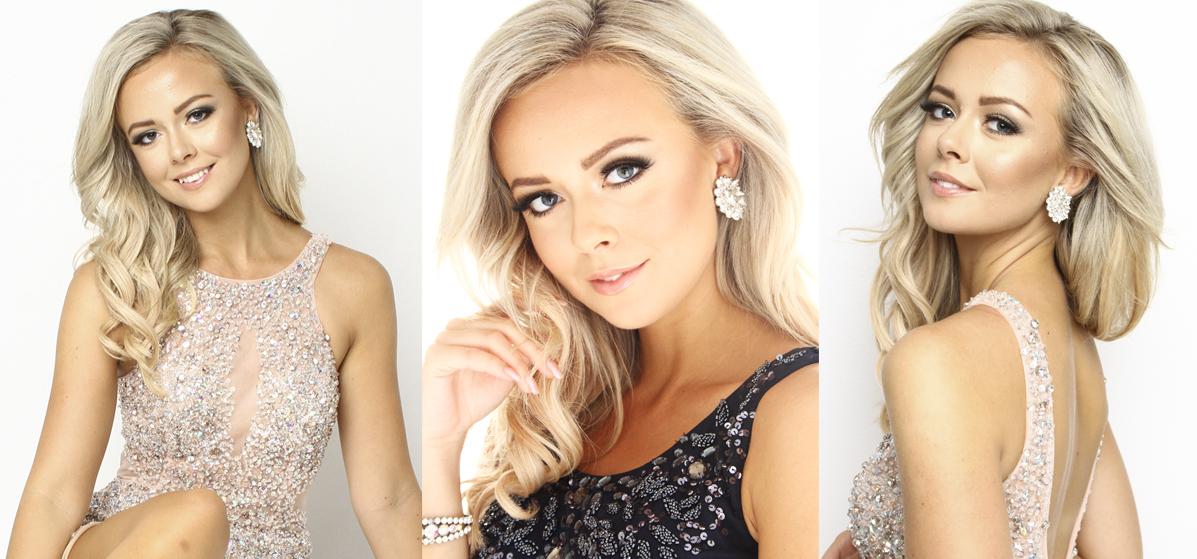 Frida Fornander-Miss Suecia 2017