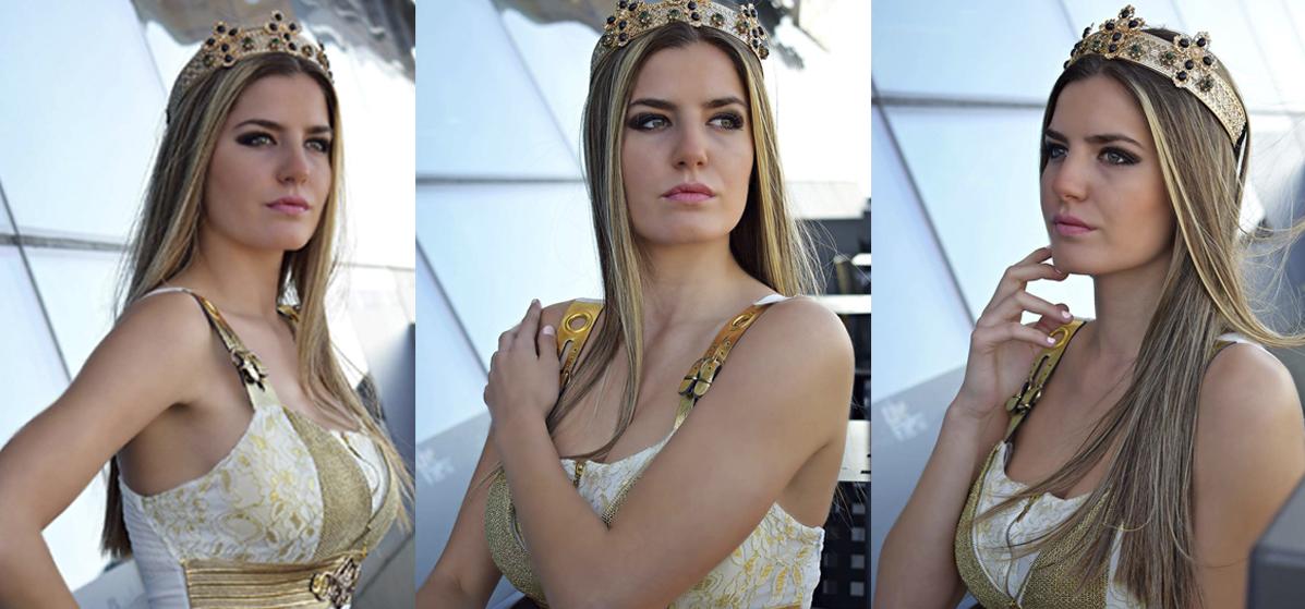 Nikoletta Todorovaa-Miss Bulgaria 2017