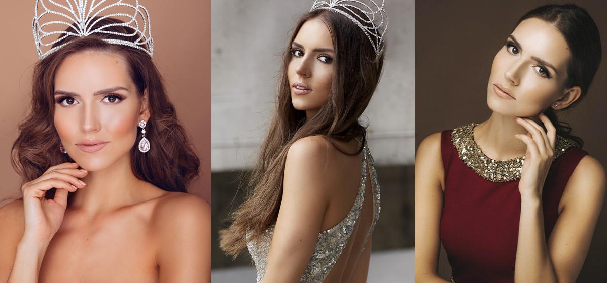 Anna Maria Burdzy-Miss Gran Bretaña 2017
