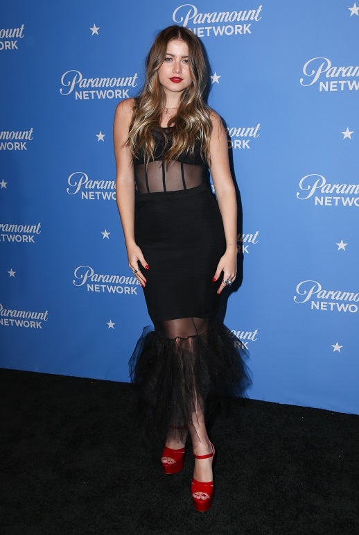 Paramount Network Launch Party - Arrival