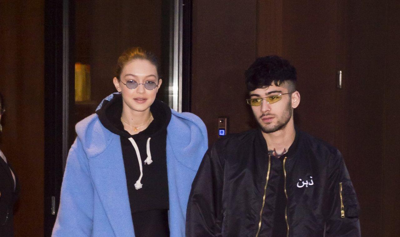 Zayn Malik defiende a Gigi Hadid luego de polémicas
