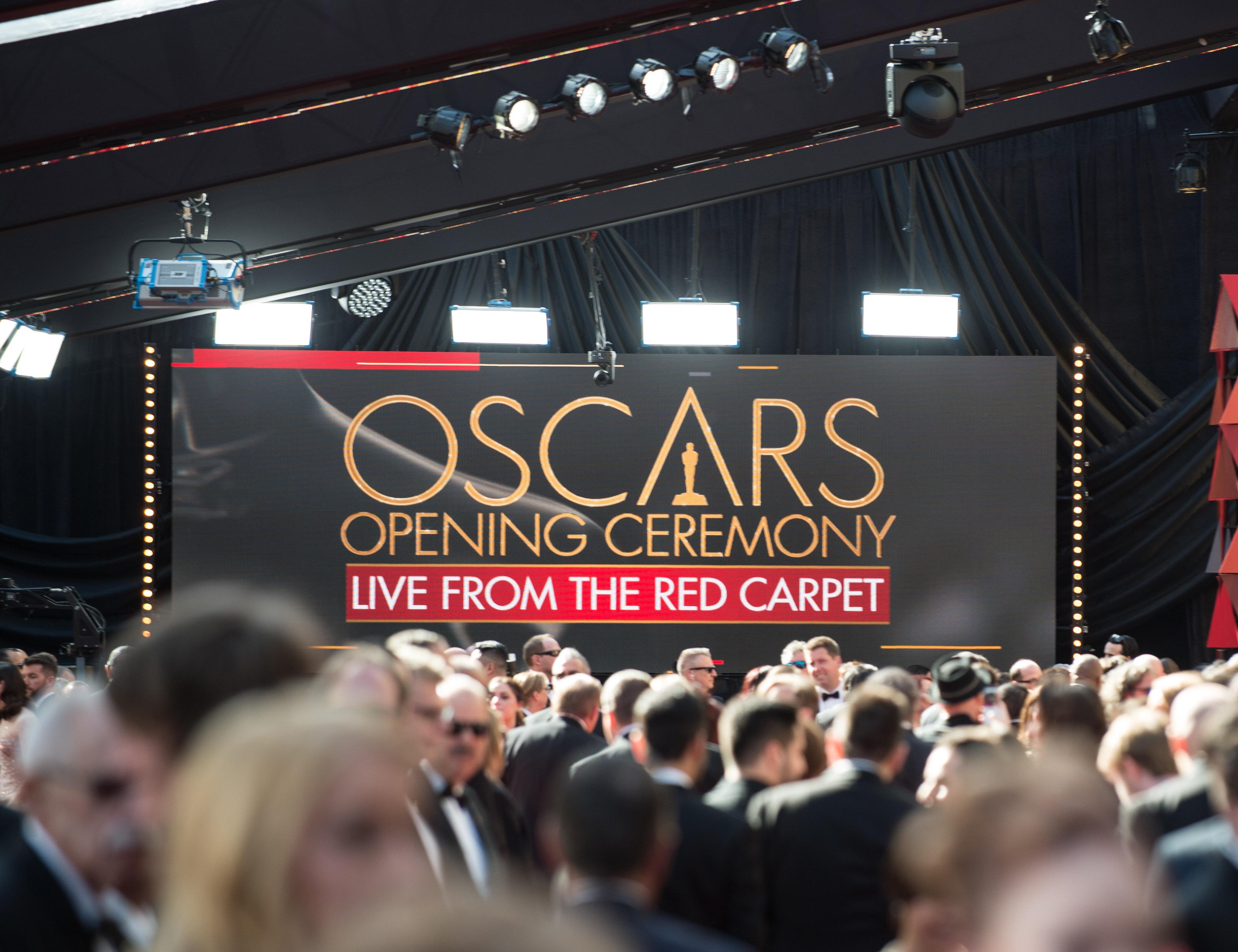 Edición número 90 de los Premios Oscar