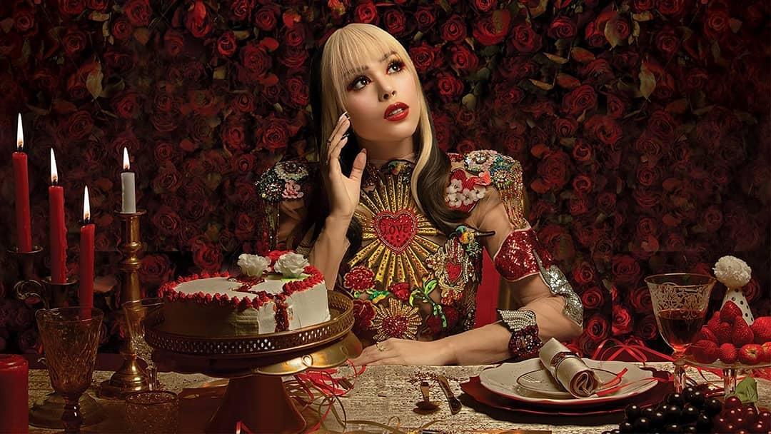 Danna Paola estrena álbum
