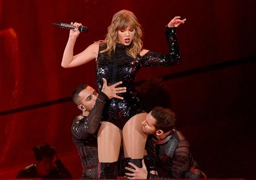 Taylor Swift inicia gira