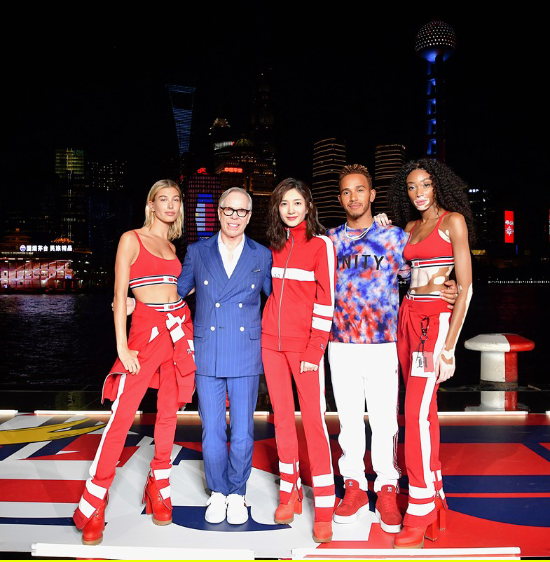 Tommy Hilfiger's TOMMYNOW ICONS