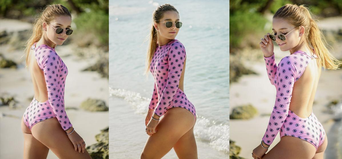 Ximena Guajardo - Chica del mes Abril 2019