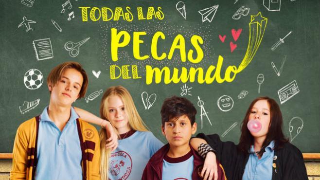 """Loreto Peralta y Luis De la Rosa regresan al cine con """"Todas las pecas del mundo"""""""