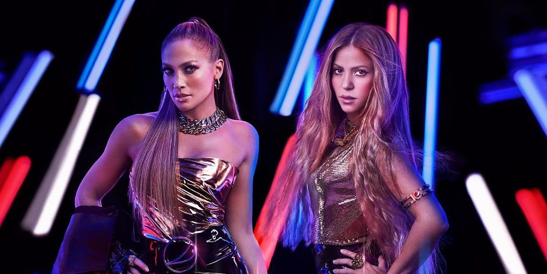 ¡OFICIAL! Shakira y Jennifer López serán las encargadas del show de mediotiempo del SuperBowl LIV.