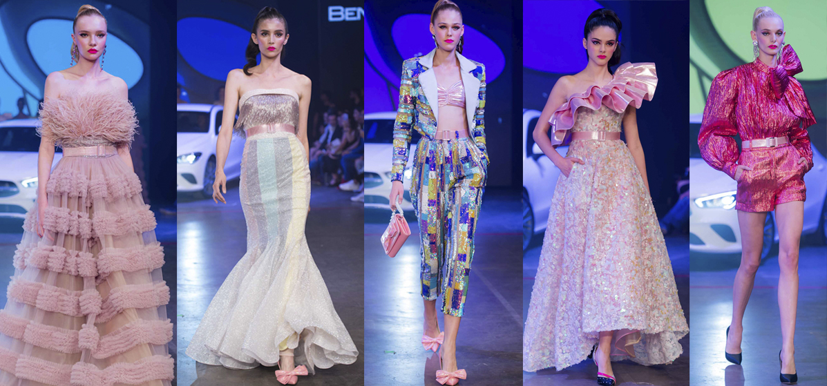 Mercedes Benz Fashion Week México-Primavera/Verano 2020