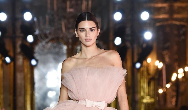 Kendall Jenner presenta Giambattista Valli x H&M