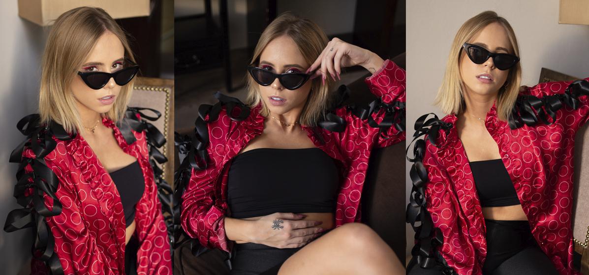 Ana Ovalles - Chica del mes Diciembre 2019