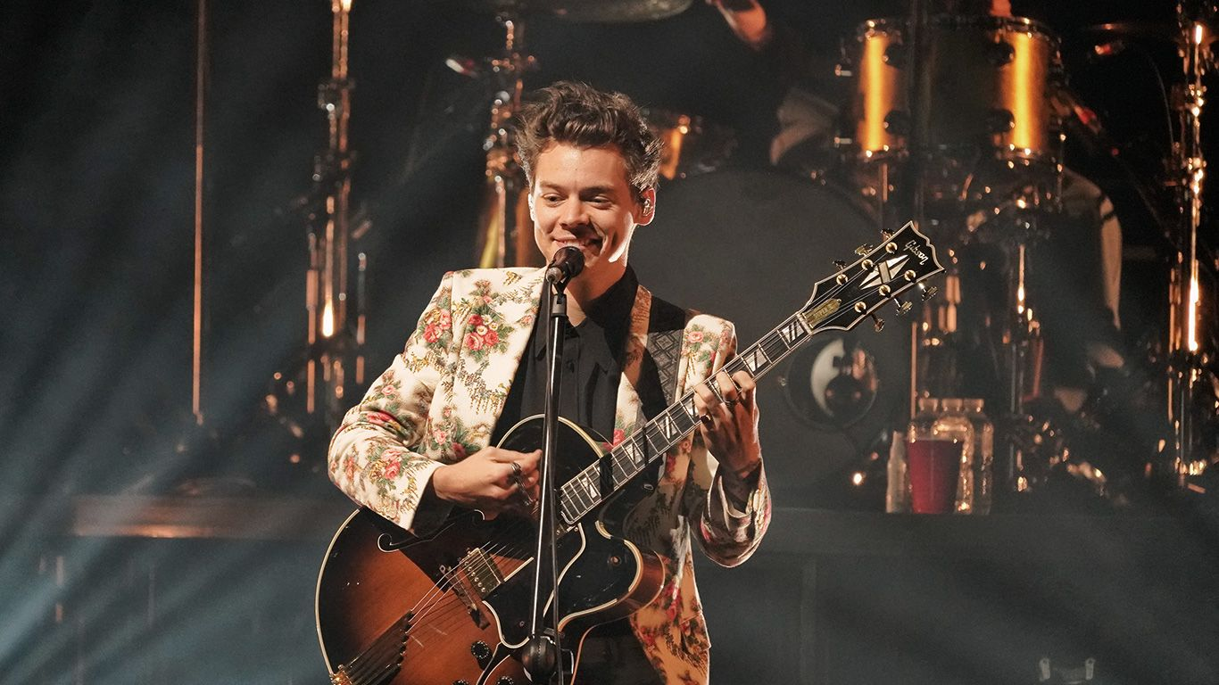 Harry Styles regresa a México