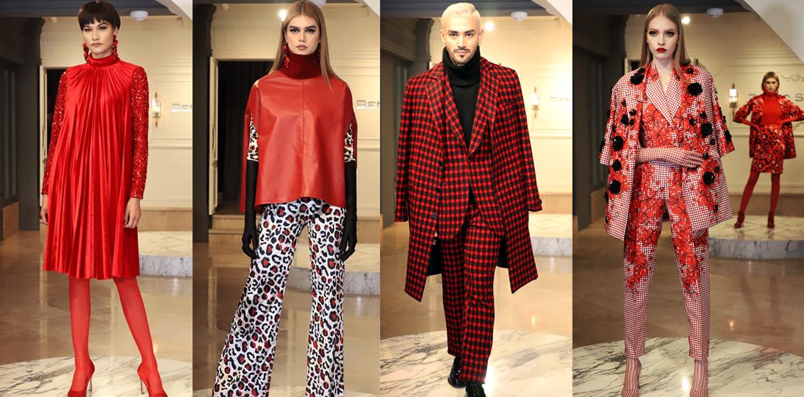Benito Santos presenta su nueva colección Musa #1 womenswear & menswear