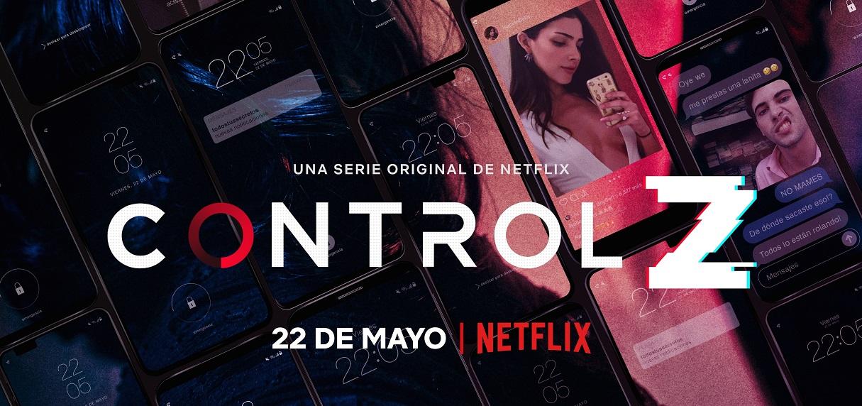 Control Z ¡la nueva serie de Netflix!