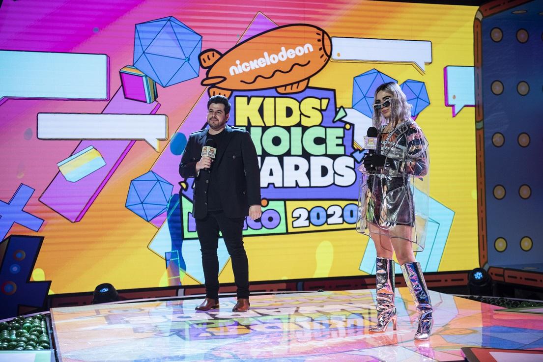Kids' Choice Awards México 2020 ¡Conoce a los ganadores!