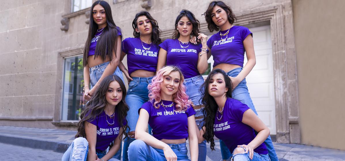 ¡Gritemos Juntas! Entrevista con Geraldine, Romina, Natalia, Shaula, Silvia, Mía y Valentina