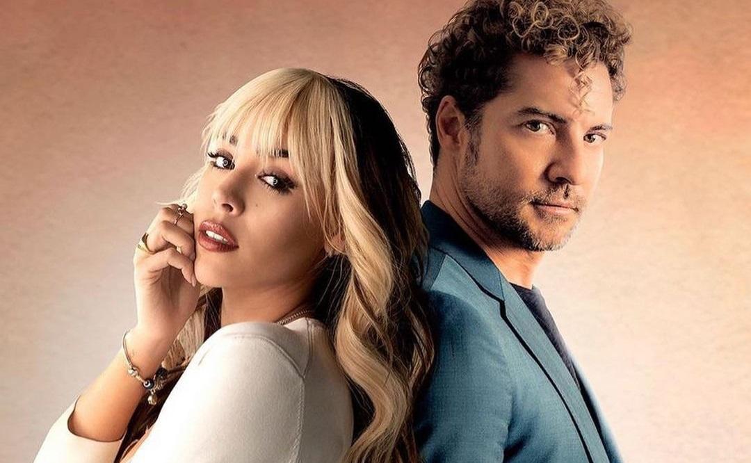 Danna Paola y David Bisbal triunfan con nueva colaboración
