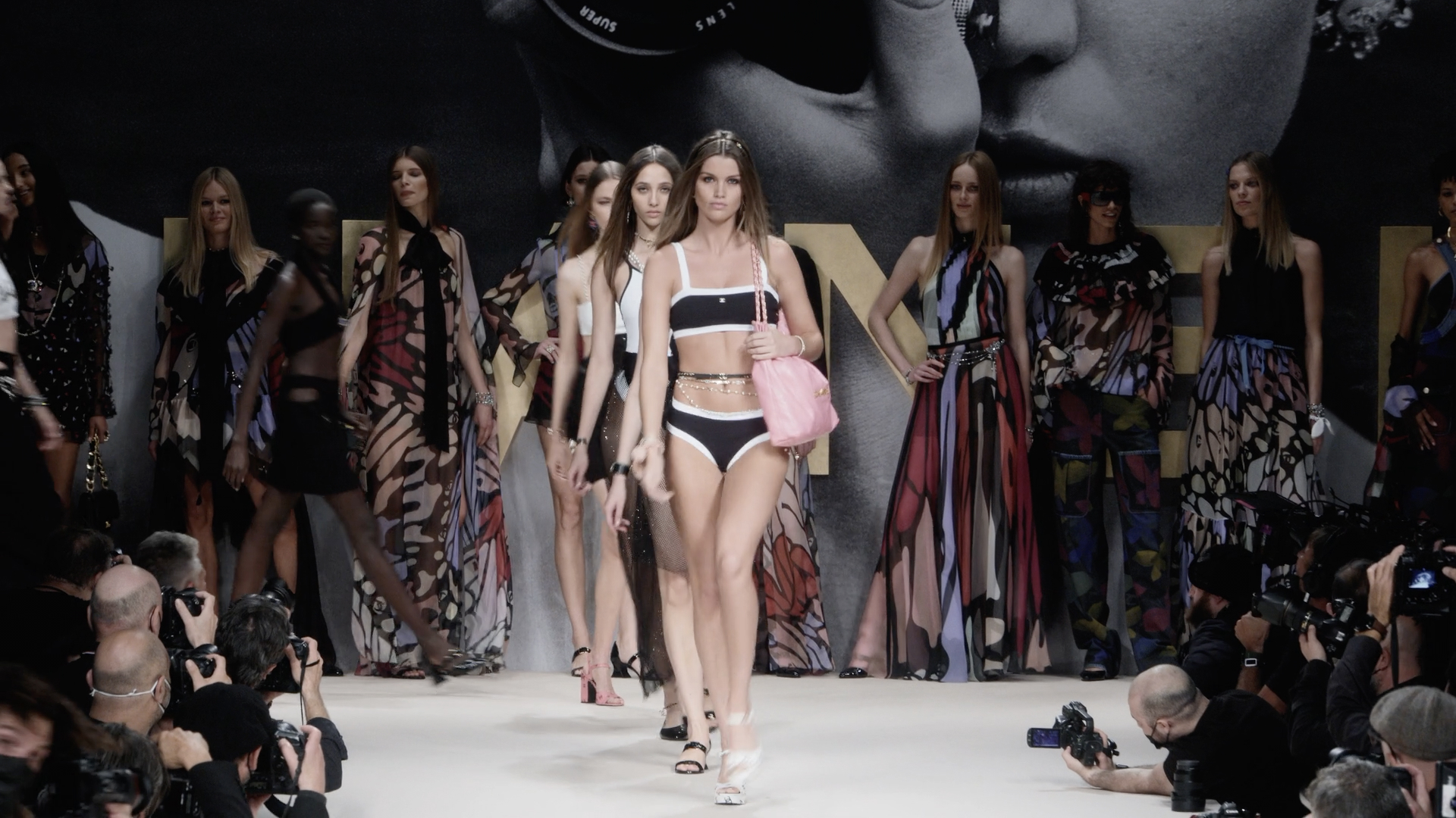 CHANEL cierra la Semana de la Moda de Paris Primavera/Verano 2022